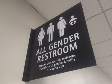 All_gender_restroom_sign_San_Diego_airport
