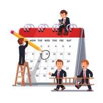 Work Schedule Calendar