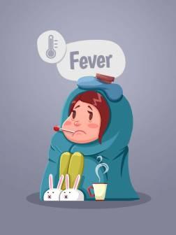 shutterstock_fever sick